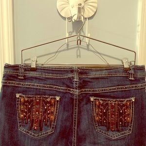 Reba Jeans size 18W Excellent Used Condition
